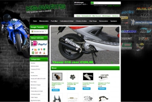 KS-parts scooter en brommer onderdelen