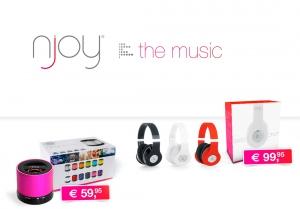 Njoy the music webshop