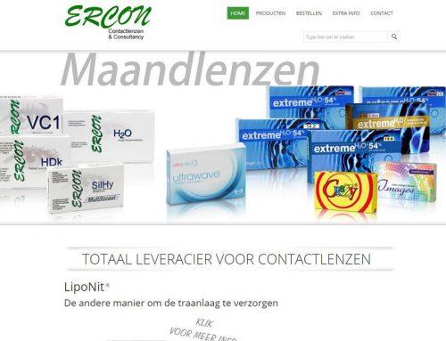 Ercon Contaclenzen & Consultancy